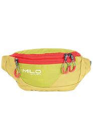 MILO MEYO torebka biodrowa zielony/czerwony