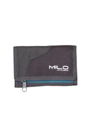 MILO WALLY portfel sportowy szary/niebieski