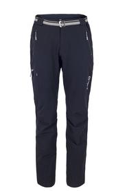 męskie spodnie trekkingowe Milo Vino czarne