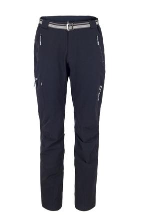 męskie spodnie trekkingowe Milo Vino Plus czarne