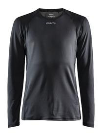 Craft ADV Essence LS Tee M- męska koszulka z długim rękawem czarna