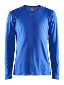 Craft ADV Essence LS Tee M- męska koszulka z długim rękawem niebieska