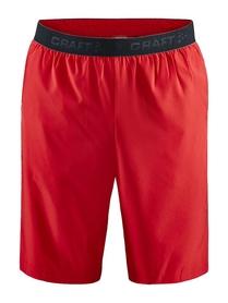 Craft Core Essence Relaxed Shorts- męskie krótkie spodnie czerwone