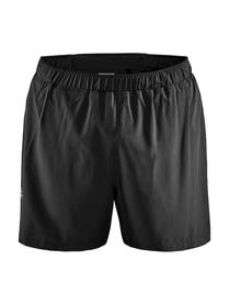 """Craft ADV Essence 5"""" Stretch Shorts- męskie krótkie spodnie czarne"""