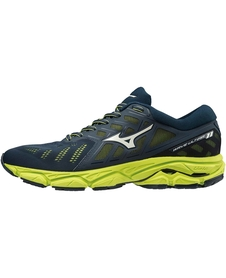 MIZUNO WAVE ULTIMA 11 - męskie buty do biegania - granatowe AW19