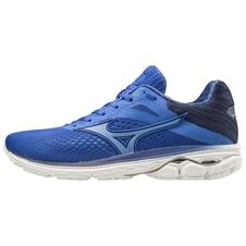 Mizuno Wave Rider 23 - damskie buty do biegania -  niebieskie