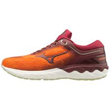 Mizuno Wave Skyrise - męskie buty do biegania - czerwone