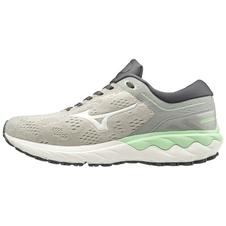 Mizuno Wave Skyrise - damskie buty do biegania - szare