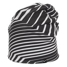 czapka dwustronna Viking Manganika czarno/biała