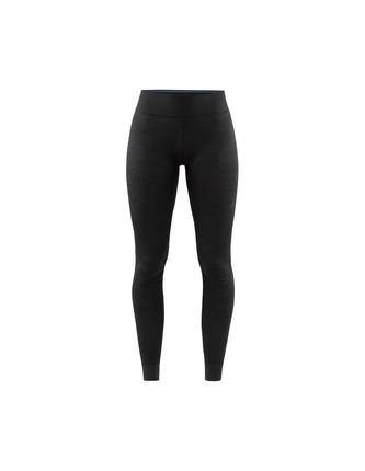 Craft Fuseknit Comfort Pants W damskie spodnie termoaktywne czarne