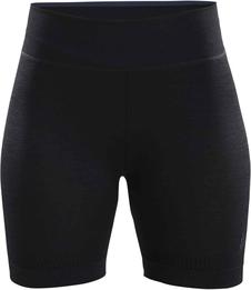 Craft Fuseknit Comfort Boxer W - damskie bokserki czarne