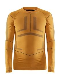 Craft Active Intensity CN LS - koszulka męska z długim rękawem pomarańczowa