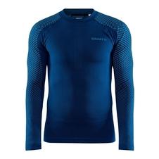 Craft ADV Warm Fuseknit Intensity M - koszulka męska niebieska