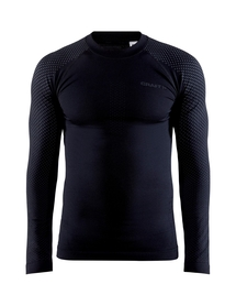 Craft ADV Warm Fuseknit Intensity M - koszulka męska czarna