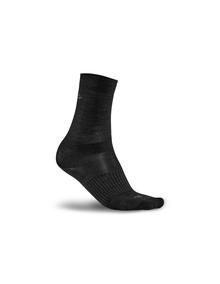 Craft 2-Pack Wool Liner - skarpetki unisex czarne