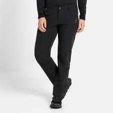 Odlo Pants Alta Badia damskie ciepłe spodnie - czarne