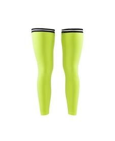 Craft Leg Warmer - ocieplacz na nogi - żółte