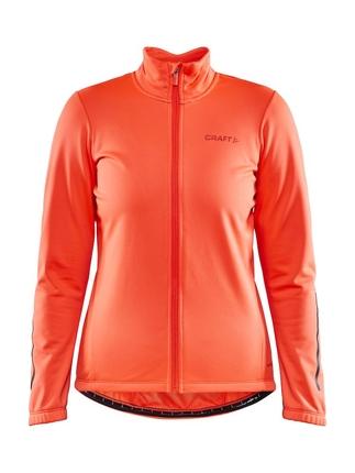 Craft Core Ideal Jacket - damska kurtka pomarańczowa