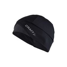 Czapka Craft ADV Lumen Fleece Hat czarna