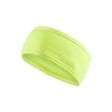 Craft Essence Thermal Headband - ciepła opaska żółta