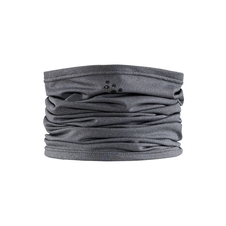 Craft Core Neck Tube - wielofunkcyjny komin szary