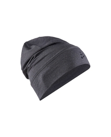 czapka Craft Core Jersey High Hat popielata