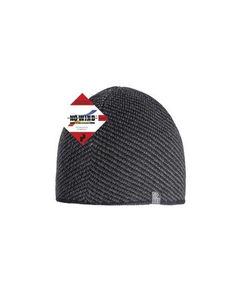 SPREE PRO 200A - wiatroszczelna czapka - grafitowo/czarna