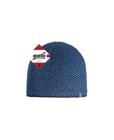 SPREE PRO 200C - wiatroszczelna czapka - niebieski/czarna