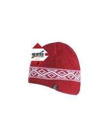 SPREE PRO 203A - wiatroszczelna czapka - czerwona