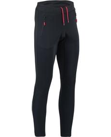 Silvini Corsano męskie spodnie narciarstwo biegowe, turystyka, rower czarne/czerwone