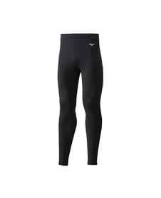 Mizuno ciepłe spodnie, legginsy do biegania męskie Warmalite Tight