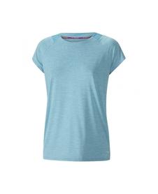damska koszulka Mizuno Lyra Tee niebieska