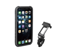 Etui rowerowe do iPhone 11 PRO Topeak RideCase czarne/szare
