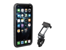 Etui rowerowe do iPhone 11 PRO MAX Topeak RideCase czarne/szare