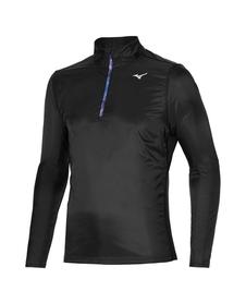 Mizuno Hybrid LS HZ wiatroszczelna bluza czarna