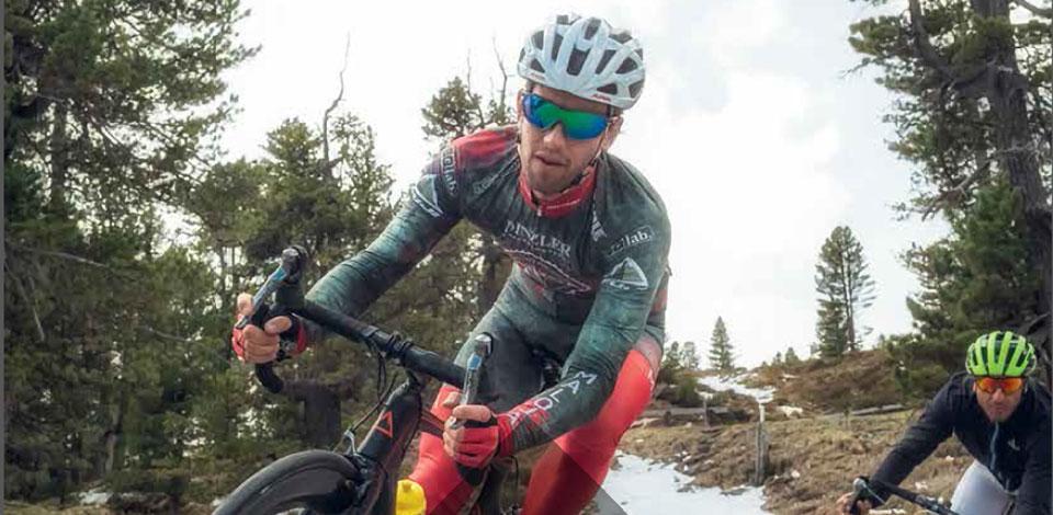 Okulary sportowe Alpina